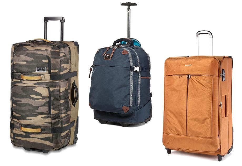 2b69b43a812e9 Walizki - solidne i stylowe modele na długi i krótki urlop oraz na ...