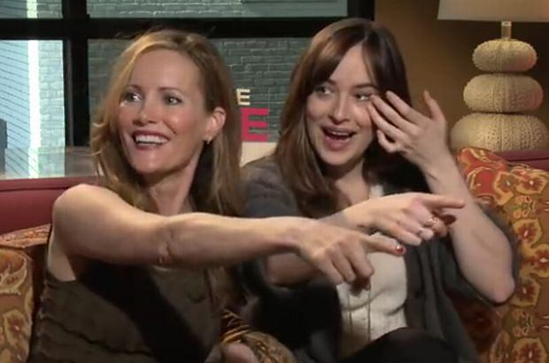 Leslie Mann i Dakota Johnson