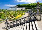 Zamki nad Loar� - zamek Villandry / Shutterstock