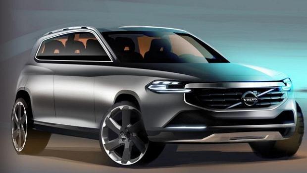 Nowe Volvo XC90 zaawansowane technologicznie