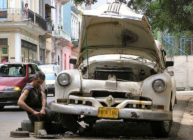 Nowe samochody | Nie dla Kubańczyków