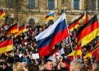 Manifestacja Pegidy w Dreźnie