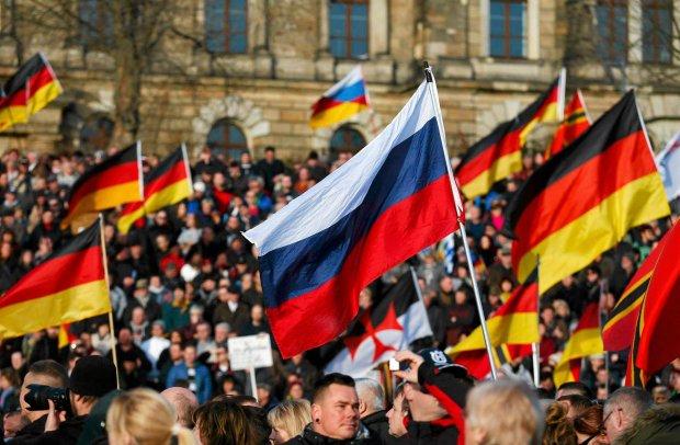 Manifestacja Pegidy w Dre�nie