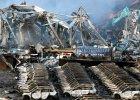 Dramatyczna eksplozja w chińskim porcie Tiencin. Wybuch tak potężny, że było go widać z kosmosu