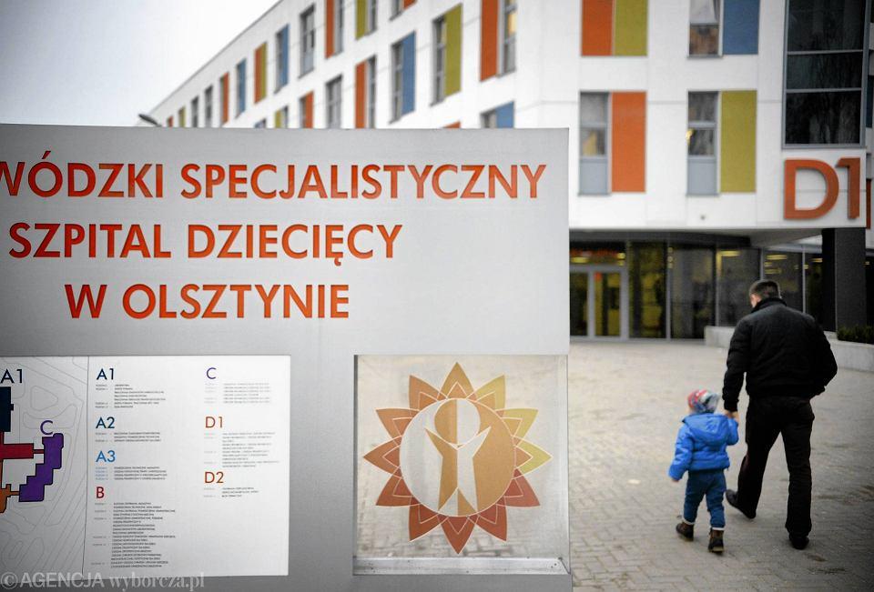 Wojewódzki Specjalistyczny Szpital Dziecięcy w Olsztynie