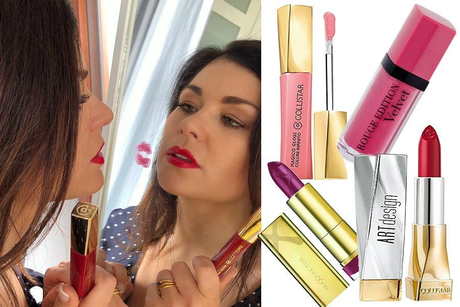 Modne szminki na jesień