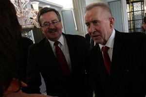 IPN umorzył śledztwo w sprawie skazania Bronisława Komorowskiego i Andrzeja Czumy w 1980 r.