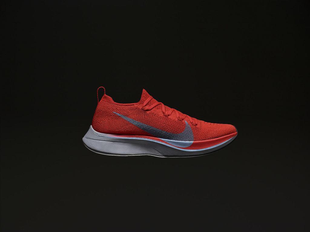 Nike Zoom Vaporfly 4% Flyknit i Nike Zoom Fly Flyknit