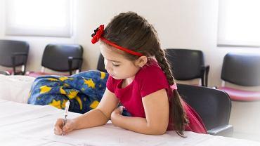 4-letnia dziewczynka napisała list do NASA