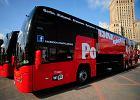 Kto nie lubi Polskiego Busa? Nowe trasy zablokowane