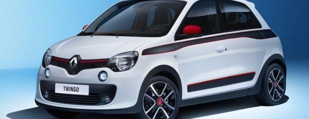 Salon Genewa 2014 | Renault Twingo | Silnik z tyłu, tylny napęd