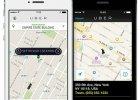 """Uber kontra taksówkarze. Przejazdy """"ze smartfona"""" legalne?"""
