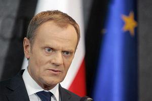 Premier Tusk: De facto mamy do czynienia z wojn�