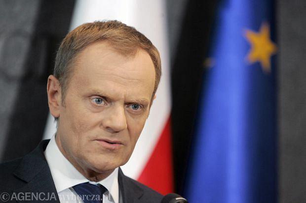 Donald Tusk odpowiedział na zarzuty szefa PiS