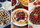 Gofry na śniadanie? Tak! Oto 5 fit inspiracji, dzięki którym nigdy nie zapomnisz o pierwszym posiłku