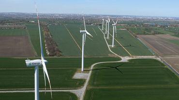 Farma wiatrowa Bystra