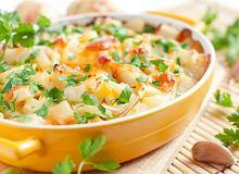 Zapiekanka ziemniaczana z czosnkiem i serem - ugotuj