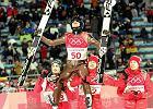 Pjongczang 2018. - Drugie złoto w Soczi wygrałem siłą rozpędu. Jestem dużo bardziej zadowolony ze skoków w Pjongczangu - mówi Kamil Stoch
