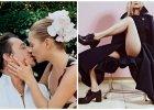 """Kate Moss znów na fali. Dwie nowe udane sesje supermodelki. W """"Vogue'u"""" wystąpiła z mężem [GALERIA]"""