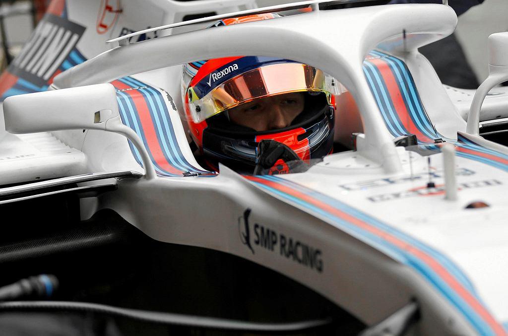 Zdjęcie numer 1 w galerii - F1. Robert Kubica wróci do ścigania w F1? Co wiemy po Grand Prix Singapuru