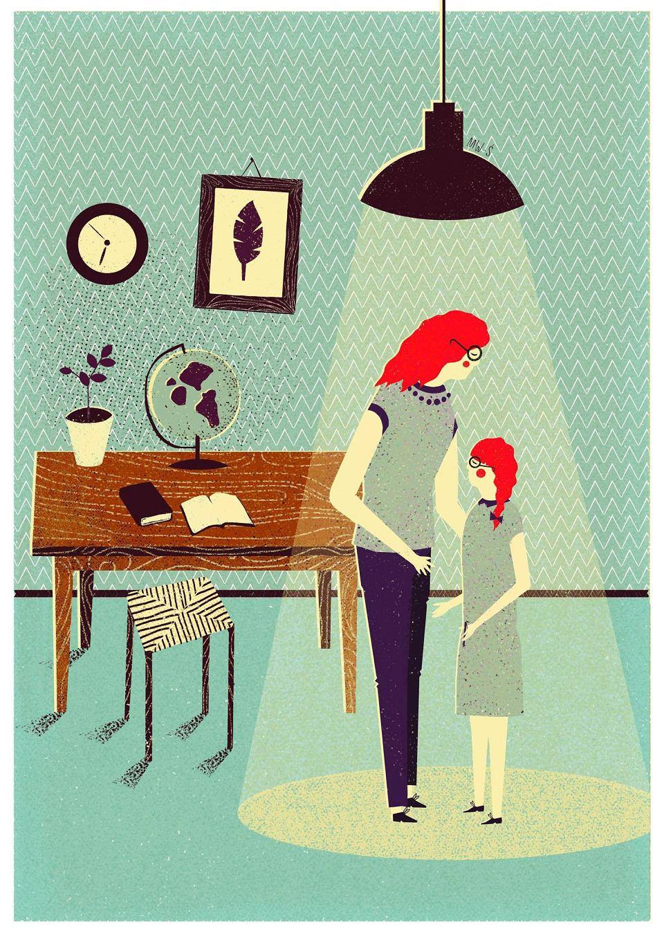 Zdjęcie numer 1 w galerii - Wychowanie z sensem: Rodzicu, pozwól Zosi być samosią i zajmij się sobą