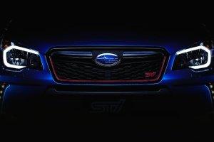 Subaru Forester STI tS | Zapowied� premiery