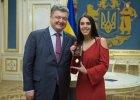 Poroszenko nada� piosenkarce Jamali tytu� Bohatera Ukrainy