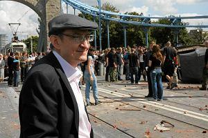 Wybory 2015 Wroc�aw. Pinior: Mamy w Polsce wojn�. Nie mo�emy by� bierni
