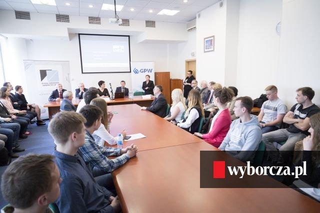 """GPW otwiera """"Szkołę Giełdową"""" w Poznaniu – początek 7 listopada"""