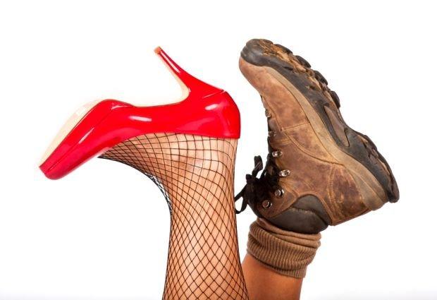 Szpilki od święta, wygoda na co dzień, czyli jak dobierać buty, radzi specjalista
