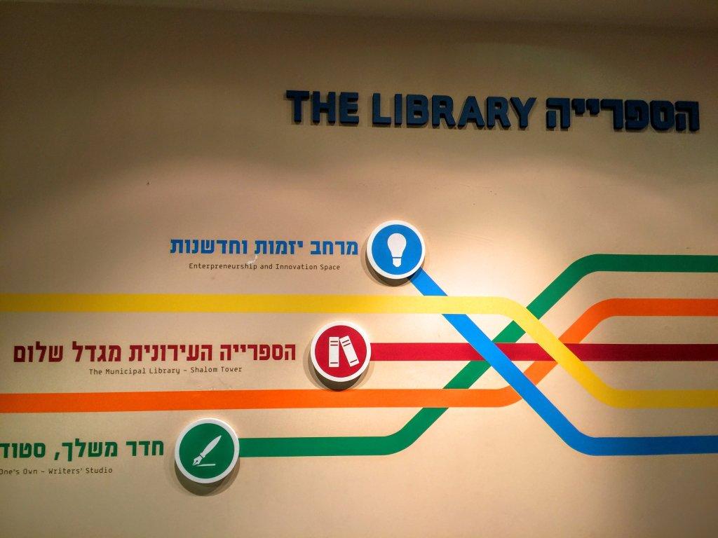 Biblioteka w Tel Awiwie