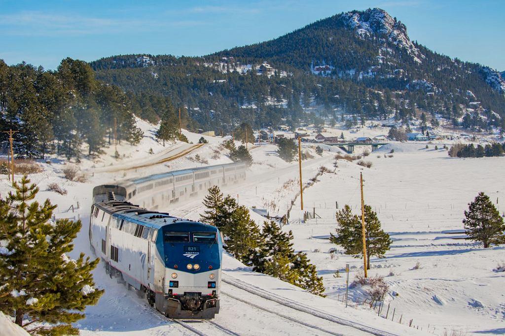 Pociąg California Zephyr