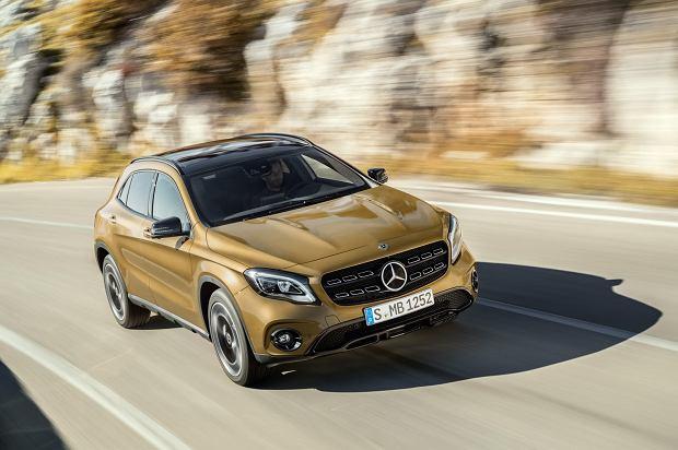 Mercedes GLA | Ceny w Polsce | Pomiędzy Audi i BMW