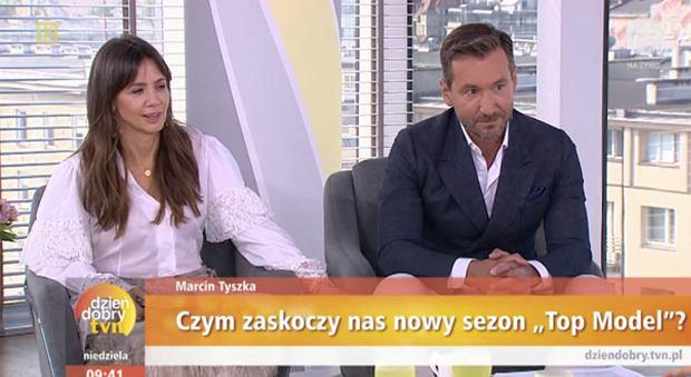 Kinga Rusin, Piotr Kraśko
