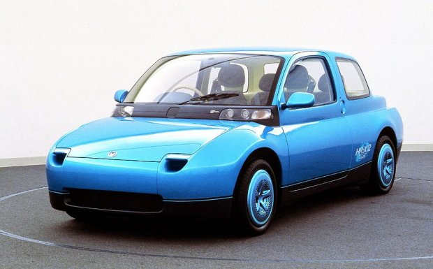 Mazda HRX-2