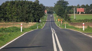Droga wojewódzka nr 111, alternatywna trasa nad morze