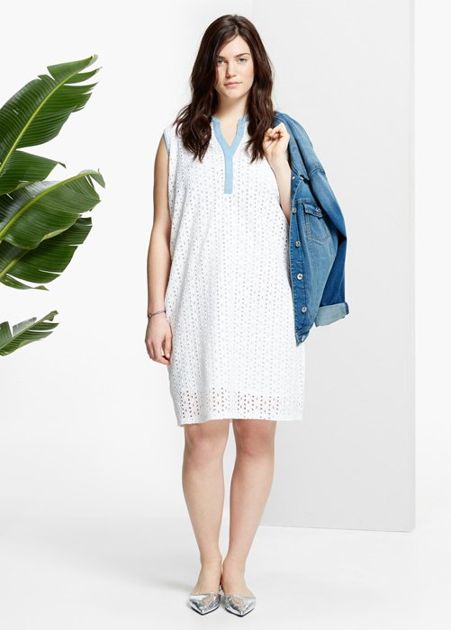 a3b4bbd0ab Zdjęcie numer 5 w galerii - Moda xxl  sukienki na lato dla kobiet plus size