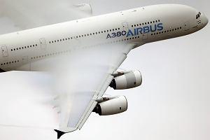 Airbus ma bardzo duży problem z produkcją samolotów. Lotniczemu potentatowi zabrakło silników