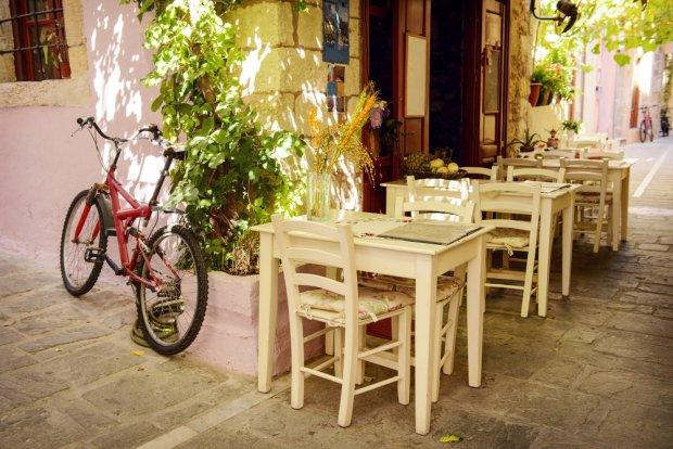 Rowery w Grecji