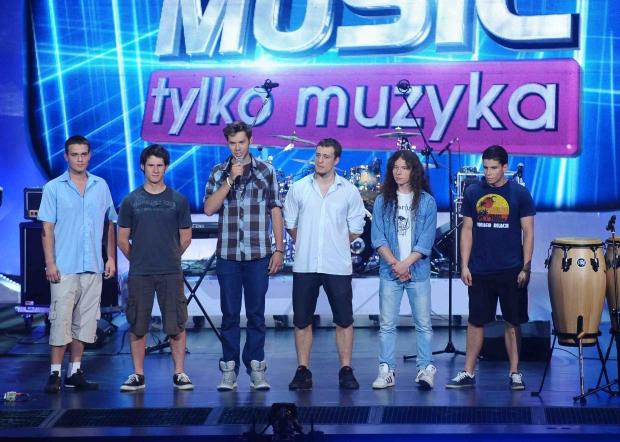TYLKO MUZYKA. MUST BE THE MUSIC CZWARTA EDYCJA, castingi jurorskie, HALA MERA, 27.07.2012    Studio69 - Pawe? M a z u r e k