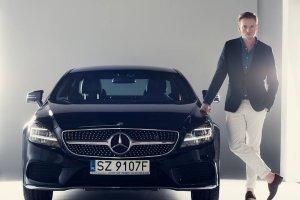 Szczepan Twardoch ambasadorem Mercedesa