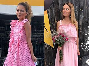 Kolaż, sukienki letnie/Materiały partnera