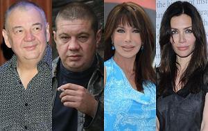 Marek Dyjak, Stanisław Soyka, Ewa Bukowska, Hunter Tylo
