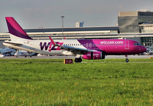 Zmiana w polityce bagażowej Wizz Air. Za bagaż podręczny nie zapłacimy, ale pod jednym warunkiem