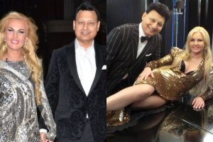 Prywatne odrzutowce, tapety ze z�ota, jachty. Kamaliya i Mohammad Zahoor: Ona chce zosta� nast�pn� Lady Gag�, on jest miliarderem