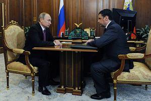 Czystka w rosyjskiej elicie władzy
