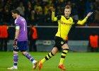 Liga Mistrzów. Borussia prawie odrobiła straty do Realu. Niewykorzystane szanse Mchitarjana