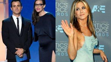 Justin Theroux, Liv Tyler, Jennifer Aniston