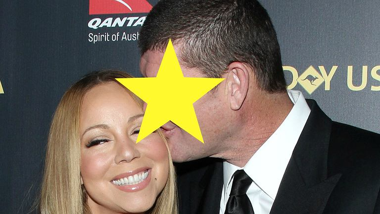 Mariah Carey, James Packer