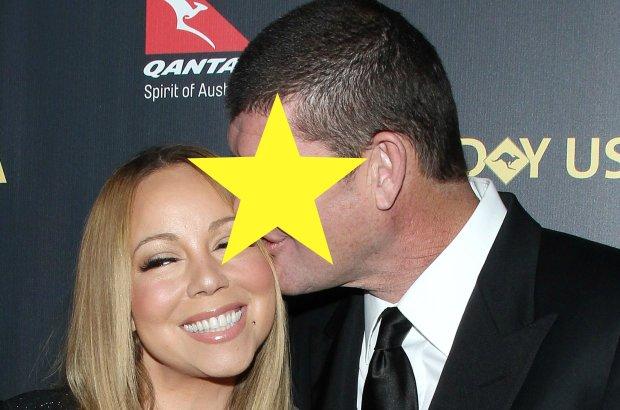 Mariah Carey zaręczyła się z australijskim miliarderem Jamesem Packerem. DOWÓD? Ogromny diament na placu Carey, którym pochwaliła się na pierwszej oficjalnej imprezie z narzeczonym.
